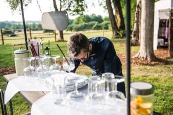 Les tables perchées
