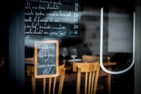 Le Bocal et son ambiance bistrot à Rennes