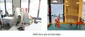 La Norvege au Petit Edgar