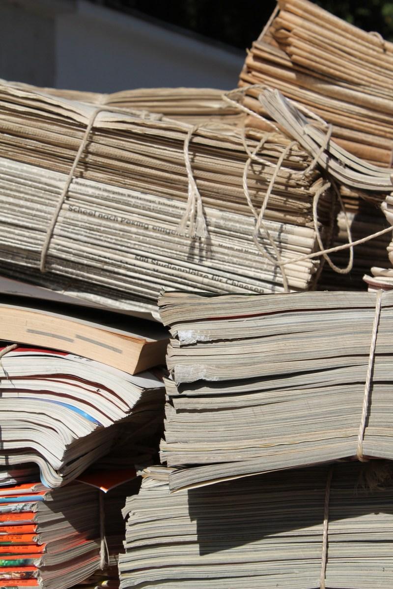 Gezocht: vrijwilliger voor coördinator oud papier
