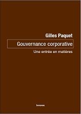 Gouvernance corporative: une entrée en matière