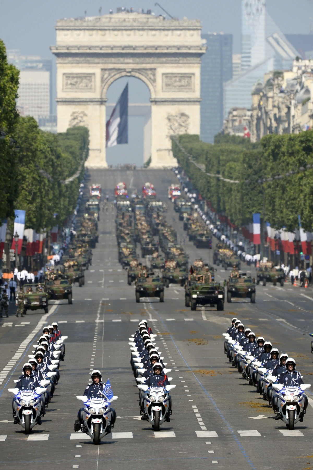 Bastille Day 14 July French National Holiday