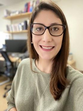 Andréa Benedet foi bolsista CAPES durante o doutorado-pleno, no Canadá. (Foto: Arquivo pessoal)