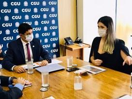 Reunião CGU