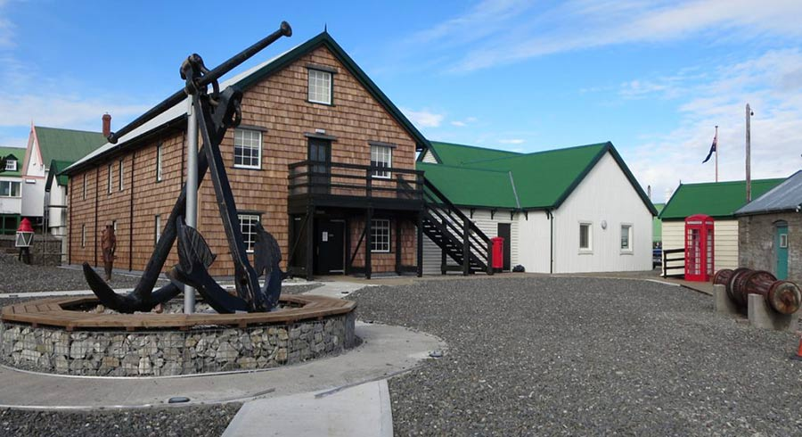 Falklands Historic Dockyard Museum