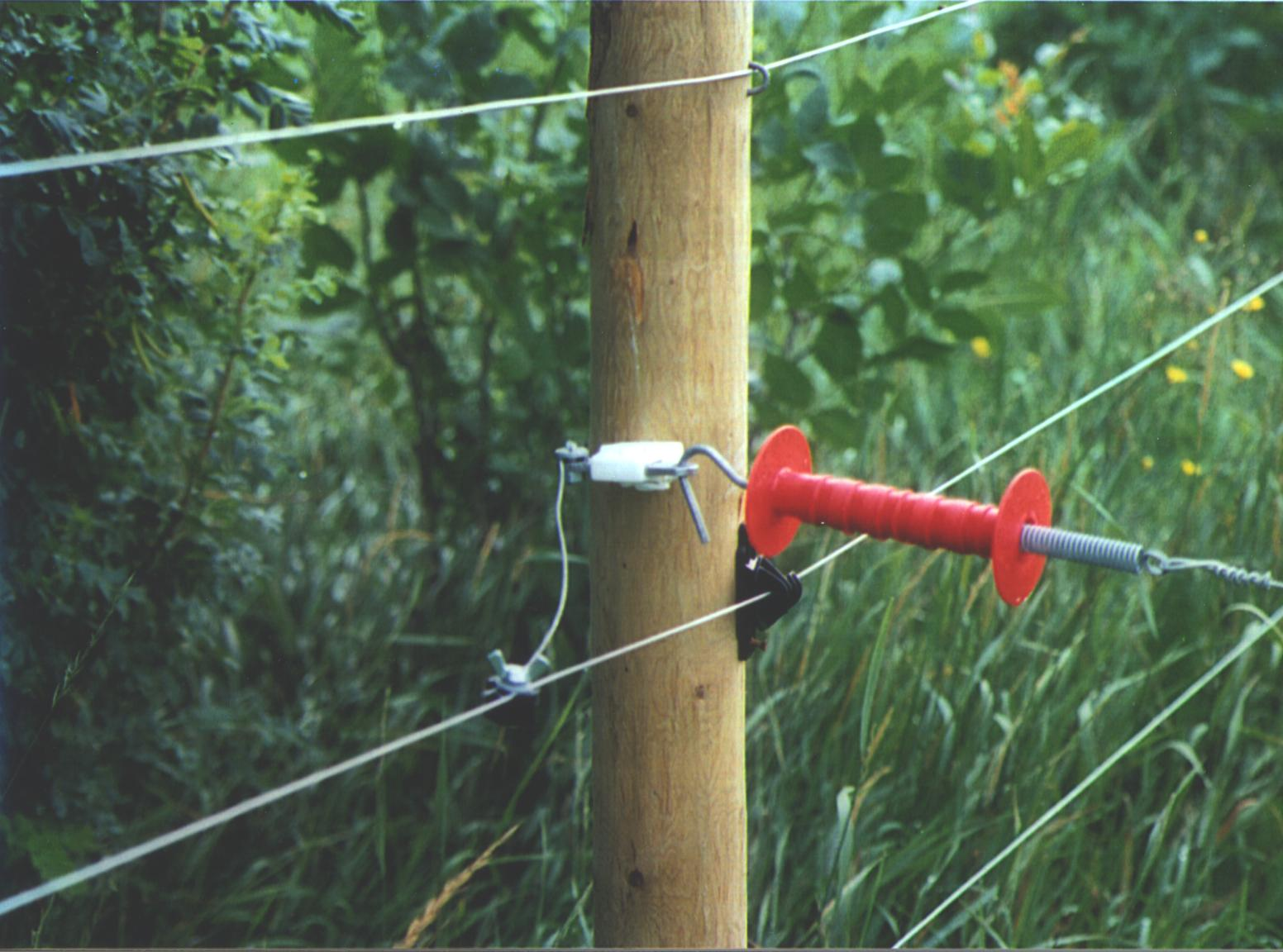 Tensile Electric Fence Wire On Make Electric Fence Circuit Diagram