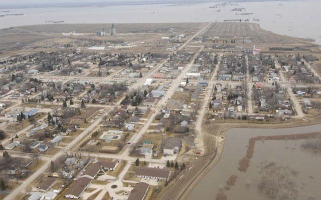 Province of Manitoba  Flood Information