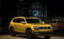 Atlas, le nouveau SUV 7 places de Volkswagen se dévoile enfin