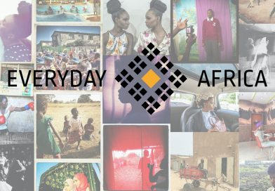 Everyday Africa, a book that uses photographs to fight stereotypes of Africa