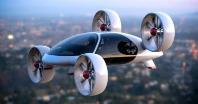 Flying Car Infrastructure will be coming to Kenya