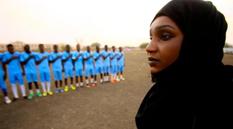 Salma al-Majidi: First woman to coach a male football club in Sudan