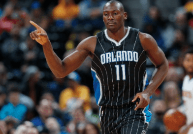 """Bismack Biyombo impacts lives with """"Child of Africa"""""""