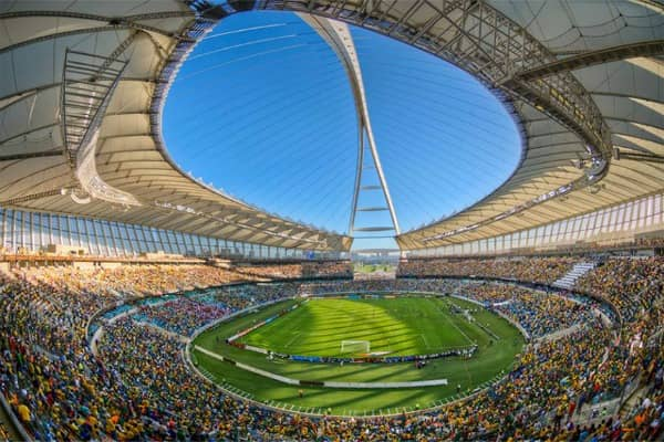 10 World Class Football Stadiums In Africa