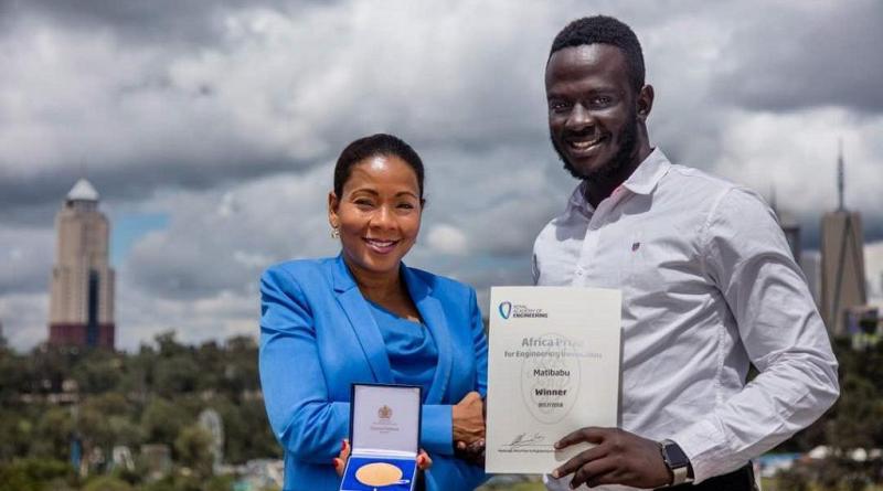 Uganda: 24 year old Brian Gitta developed a bloodless malaria test called Matibabu