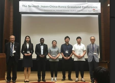 Malawian Stanford Muyila Wins Young Scientist Award in Japan