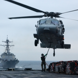 9 Firms Win Spots on $1.8B Navy Training Systems Support IDIQ