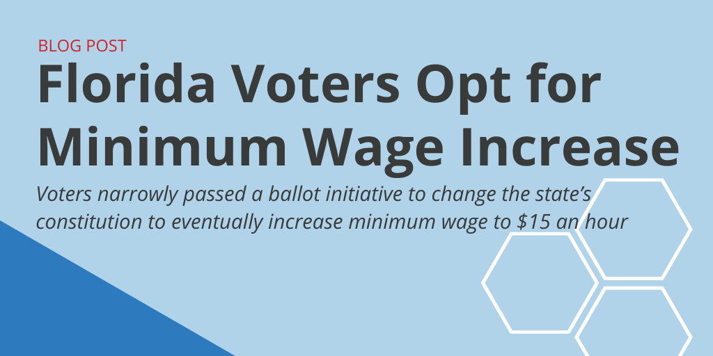 florida voters pass minimum wage