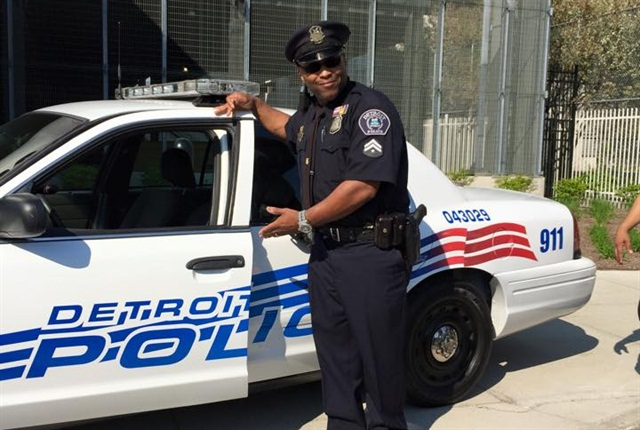 Image result for detroit police officers