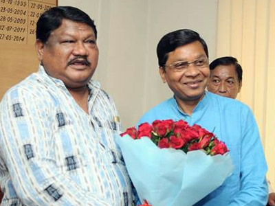 Shri Sudarshan Bhagat takes over as Minister of State for Tribal Affairs
