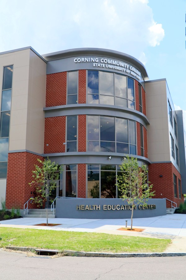 Governor Cuomo Announces Grand Opening Of Corning Health