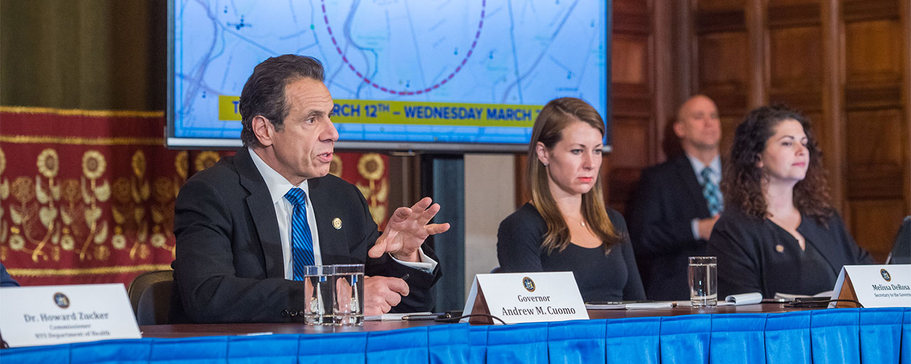 Governor Cuomo Accepts Recommendation of State Health Commissioner ...