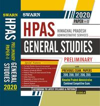 HPPSC HPAS Previous Year Paper