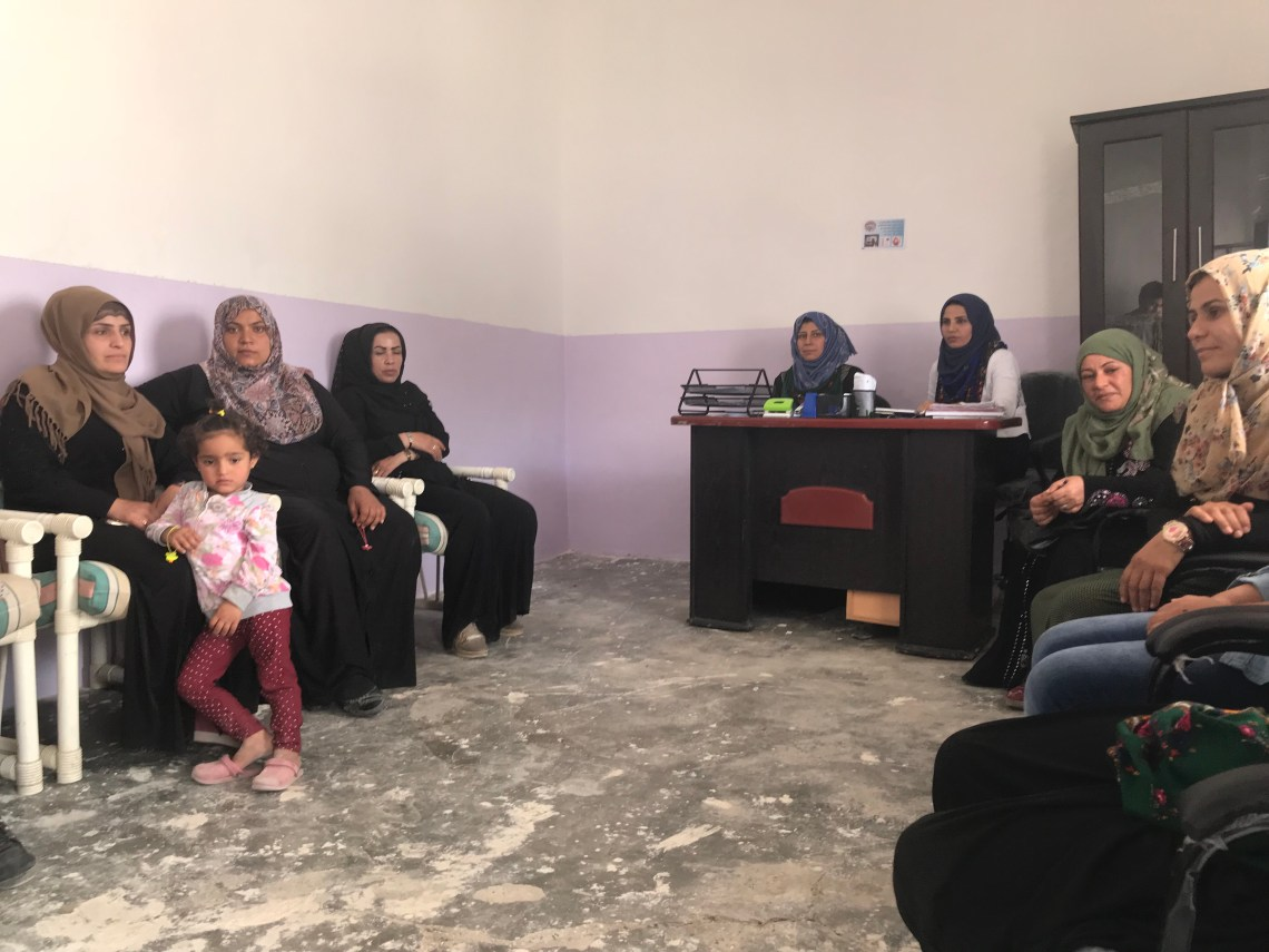 Arab Women in Syria, Inspired by Kurdish Sisters, Join the Fight — and the Movement