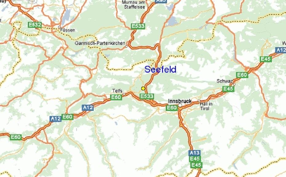 Modern appartement 4 personen in Olympiaregion Seefeld Tirol