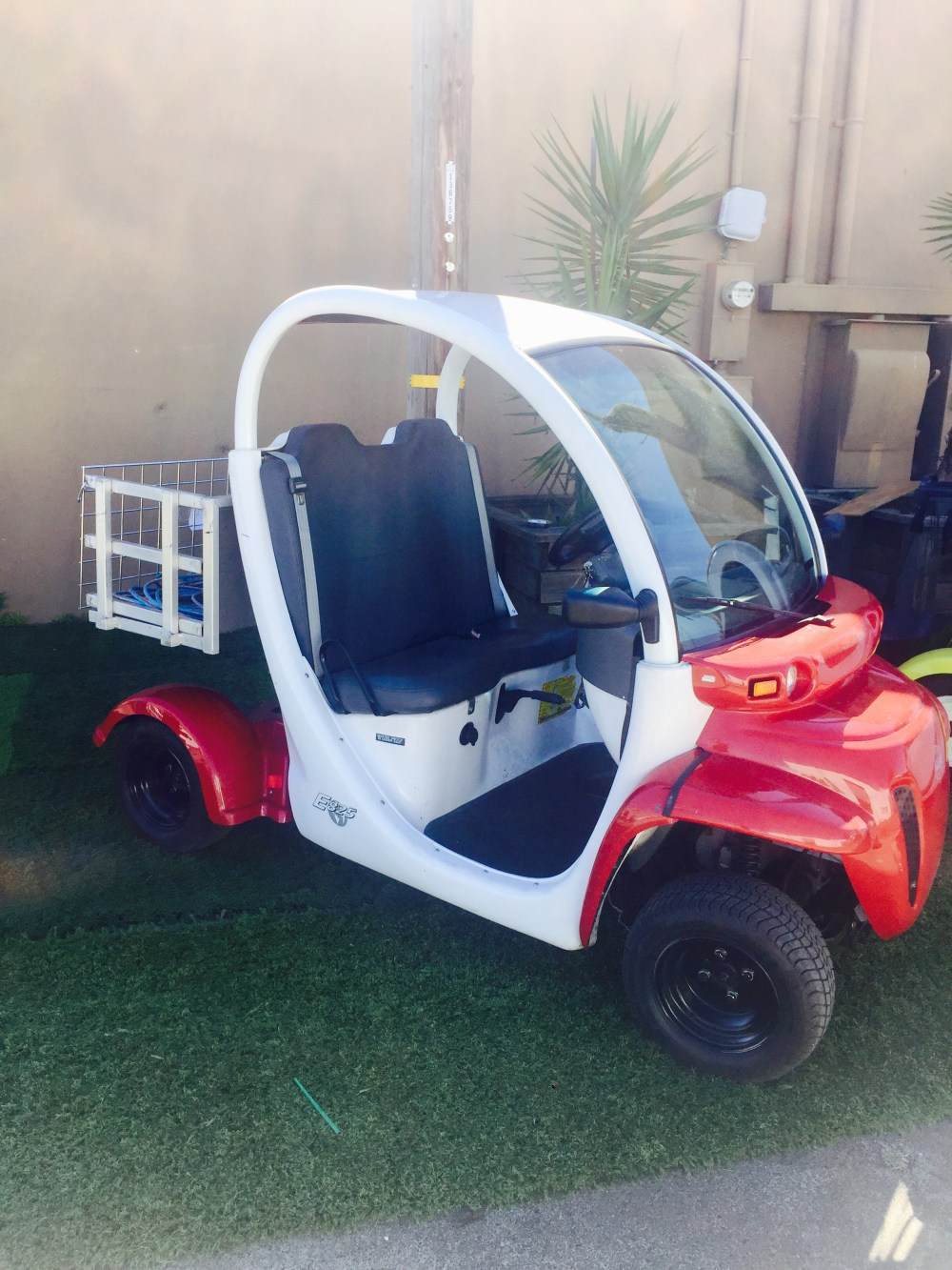 medium resolution of the previous owner put marine batteries in it 2002 gem 4 seater electric car cart fully 100 street glow plug controller wiring diagram