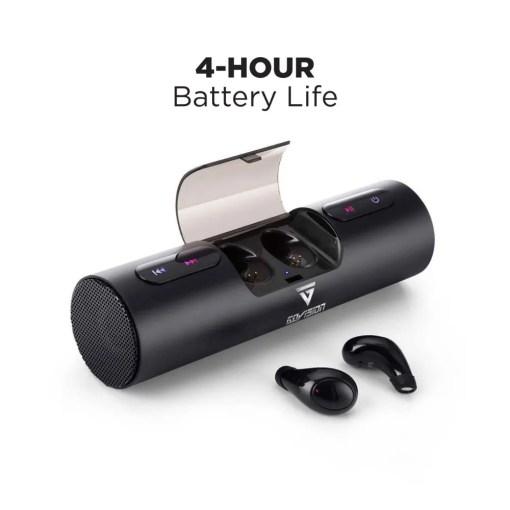 bluetooth speaker capsule