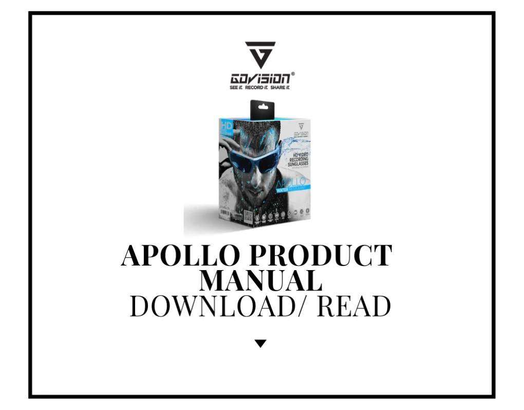 Product Manual Apollo