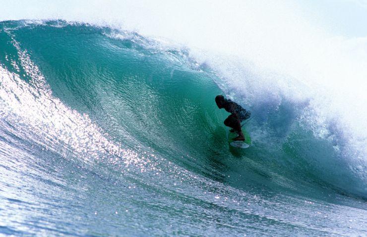 Puerto Viejo un lugar privilegiado para los surfistas