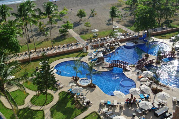 The Best Hotel Pools in Costa Rica  Javis Travel Blog