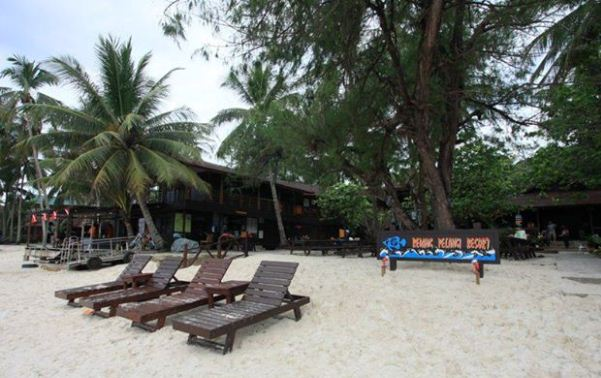 4d3n Redang Pelangi Resort Snorkeling Package