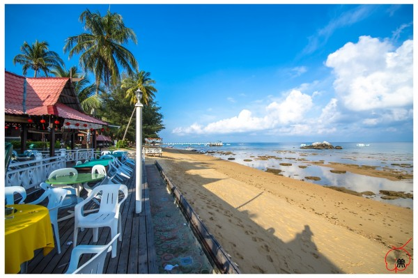 Paya Beach Resort Beach Side Restaurant