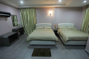 Sun Beach Resort Junior Suite Interior 2