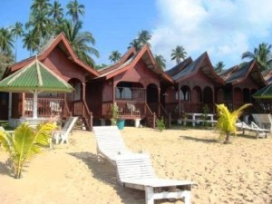 Juara Mutiara Resort Sea View Chalet