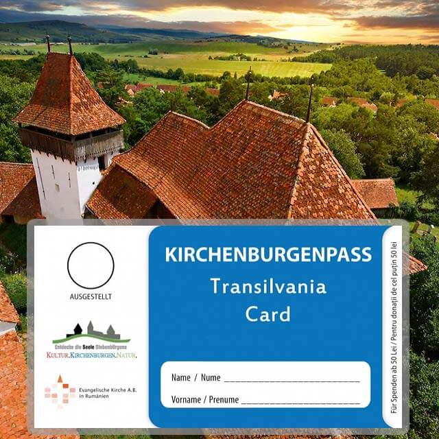 Transylvania Card