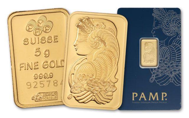 pamp suisse 5 gram