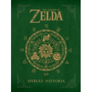 Download The Legend of Zelda Hyrule Historia Book Free