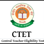 CTET Notification 2018 Eligibility Criteria, Exam Date, Online Application Form
