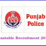 Punjab Police 3000 Constable Recruitment 2018 PP Online Application
