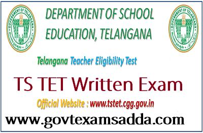 Telangana TET Notification 2018-19