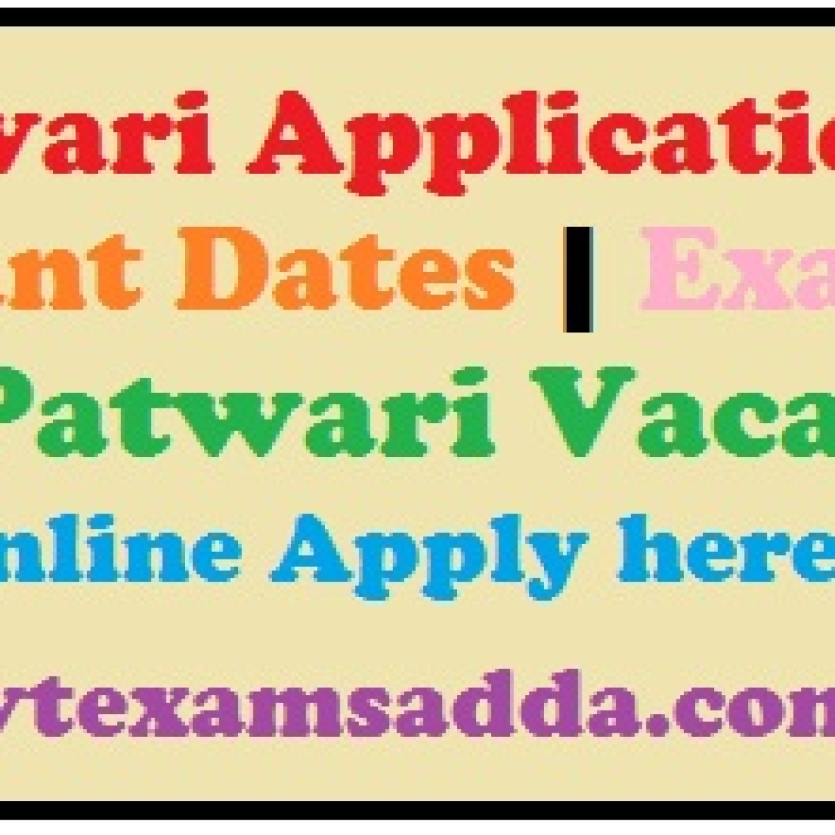 HP Patwari Application Form 2019 Online Apply @himachal.nic.in on office filing jobs, quick jobs, packing jobs, pastry jobs,