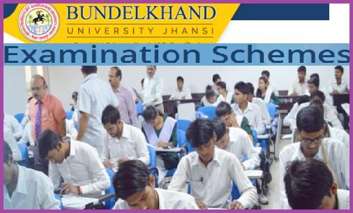 Bundelkhand University Date Sheet 2019