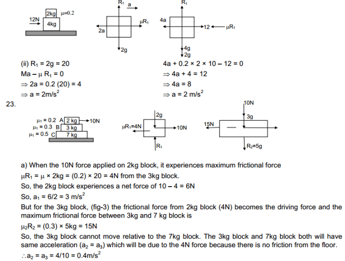 Chapter 6 solution 15