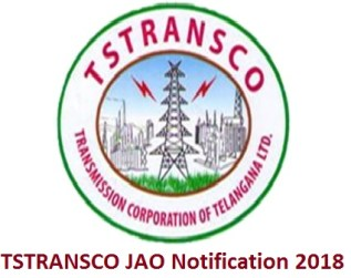 TSTRANSCO JAO Notification 2018