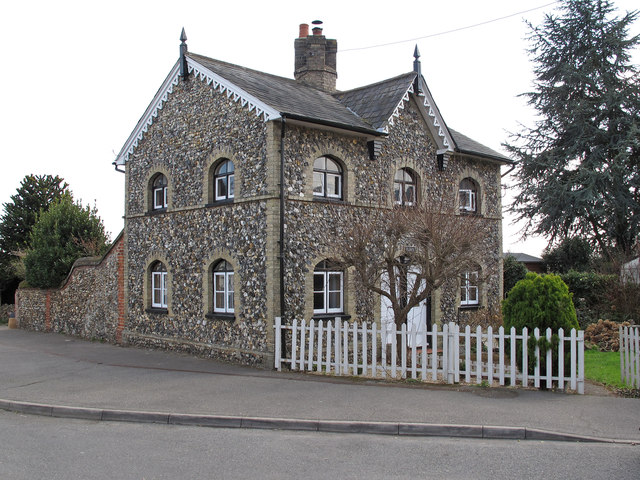 English listed building