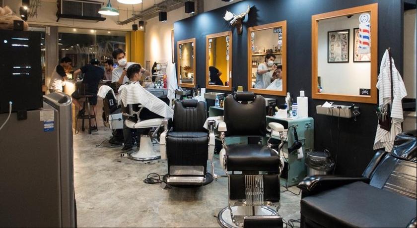 Book Online at GoWabi - Craftsman Barber Shop