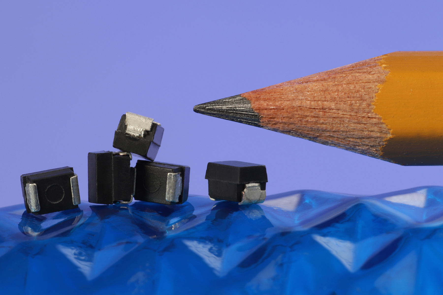 Inductor Circuit Broadband Conical Inductors